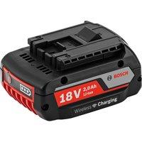 Bosch Genuine GBA 18v Cordless Li ion Wireless Battery 2ah 2ah