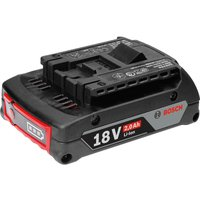Bosch GBA 18v Cordless CoolPack Li-ion Battery 2ah 2ah