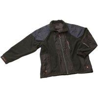 Bosch Mens Cordura Reinforced Fleece Jacket Navy XL