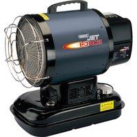 Draper DSH IR B Jet Force Infrared Diesel or Paraffin Space Heater 240v
