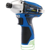 Draper Storm Force 10.8v Cordless Impact Driver No Batteries No Charger No Case