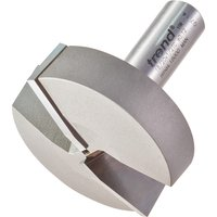Trend Large Bevel Panel Raiser Router Cutter 50mm 17mm 1/2""