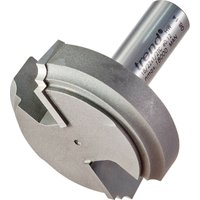 Trend Large Bearing Guided Ogee Panel Raiser Router Cutter 50mm 14mm 1 2