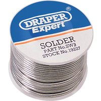 Draper Flux Cored Solder Wire Reel 250g