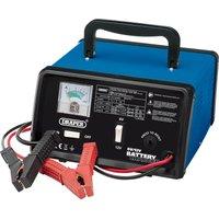 Draper BCD6 Car Battery Charger 6v or 12v