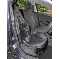 Draper Polyester Single Front Seat Cover Side Airbag Compatible