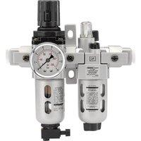 Draper ALFRL1 1 4  BSP Air Line Filter  Regulator and Lubricator