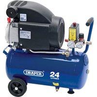 Draper DA25 207 Air Compressor 24 Litre 240v