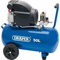 Draper DA50/207 Air Compressor 50 Litre 240v