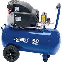 Draper DA50 207 Air Compressor 50 Litre 240v