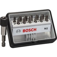 Bosch 13 Piece M Extra Hard Screwdriver Bit Set