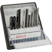 Bosch 10 Piece Jigsaw Blade Set
