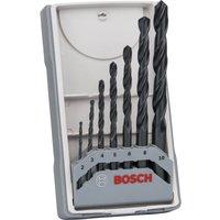 Bosch 7 Piece HSS-R Drill Bit Set