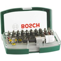 Bosch 32 Piece Colour Coded Screwdriver Bit Set