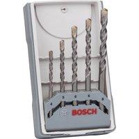 Bosch 5 Piece Masonry Drill Bit Set