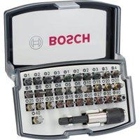 Bosch 32 Piece Screwdriver Bit Set