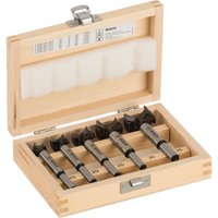 Bosch 5 Piece TC Hinge Cutting Drill Bit Set