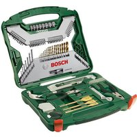 Bosch X Line 103 Piece Drill Bit & Power Tool Accessory Set