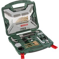 Bosch X Line 103 Piece Drill Bit and Power Tool Accessory Set