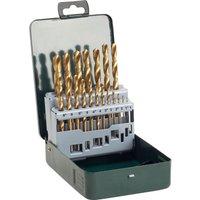 Bosch 19 Piece HSS Titanium Drill Bit Set