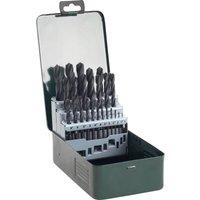 Bosch 25 Piece HSS-R Drill Bit Set