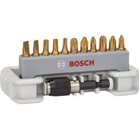 Bosch 12 Piece Max Grip Screwdriver Bit Set