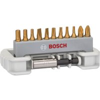 Bosch 12 Piece Max Grip Screwdriver Bit Set