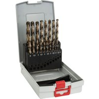 Bosch 19 Piece HSS-Co Drill Bit Set