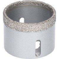 Bosch X Lock Dry Speed Diamond Hole Cutter for Ceramics 55mm