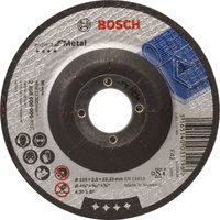 Bosch A30S BF Depressed Centre Metal Cutting Disc 115mm