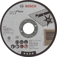 Bosch Inox Thin Stainless Steel Cutting Disc 115mm