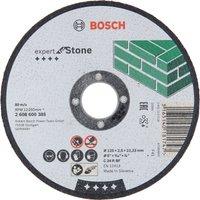 Bosch C24R BF Flat Stone Cutting Disc 125mm