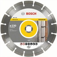 Bosch Professional Universal Diamond Cutting Disc 230mm
