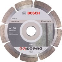 Bosch Standard Concrete Diamond Cutting Disc 150mm
