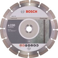 Bosch Standard Concrete Diamond Cutting Disc 230mm