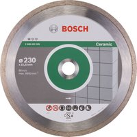 Bosch Standard Diamond Disc for Ceramic 230mm