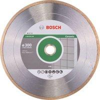 Bosch Professional Ceramic Diamond Cutting Disc 300mm