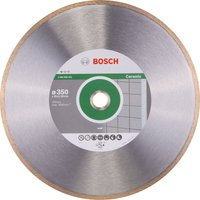 Bosch Professional Ceramic Diamond Cutting Disc 350mm