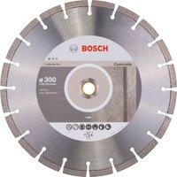 Bosch Standard Diamond Disc Concrete 300mm