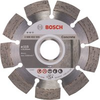 Bosch Expert Concrete Diamond Cutting Disc 115mm