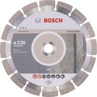 Bosch Expert Concrete Diamond Cutting Disc 230mm