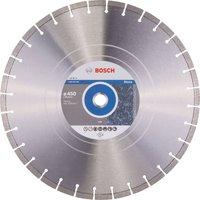 Bosch Expert Stone Diamond Cutting Disc 450mm
