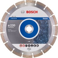 Bosch Standard Stone Diamond Cutting Disc 230mm