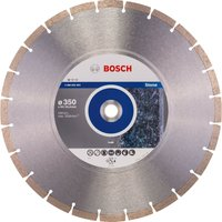 Bosch Standard Diamond Disc for Stone 350mm