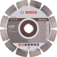 Bosch Expert Diamond Disc for Abrasive Materials 150mm