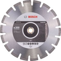Bosch Standard Diamond Disc for Asphalt 300mm