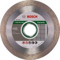 Bosch Best Ceramic Diamond Cutting Disc 115mm