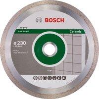 Bosch Ceramic Diamond Cutting Disc 230mm