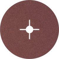Bosch 180mm R44 Metal Sanding Disc 180mm 60g Pack of 1