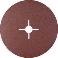 Bosch 180mm R44 Metal Sanding Disc 180mm 80g Pack of 1